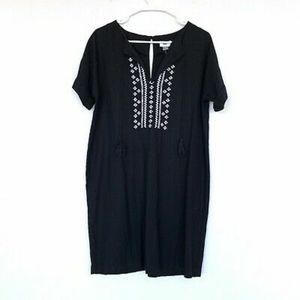 ON Linen Blend Dress
